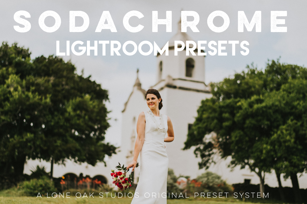 Sodachrome Lightroom Preset System | Lone Oak Studios